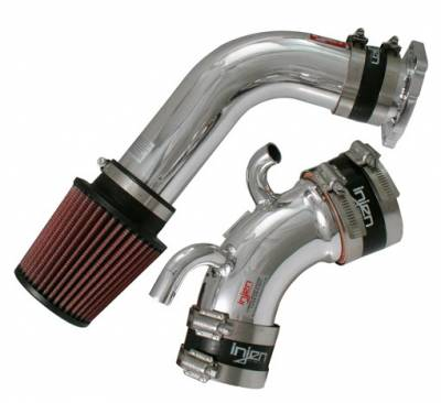 Injen - Nissan Maxima Injen RD Series Cold Air Intake System - Polished - RD1925P