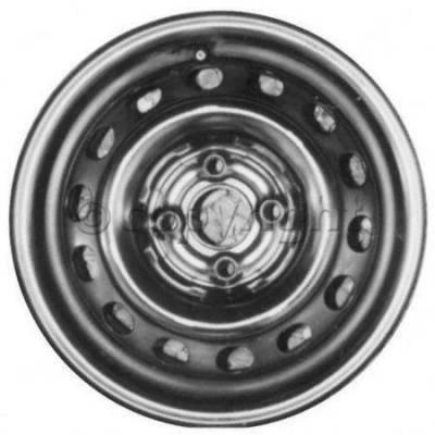 OEM - Steel Wheel FR=RR, RH=LH