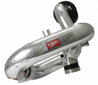 Injen - Scion xA Injen RD Series Cold Air Intake System - Polished - RD2105P