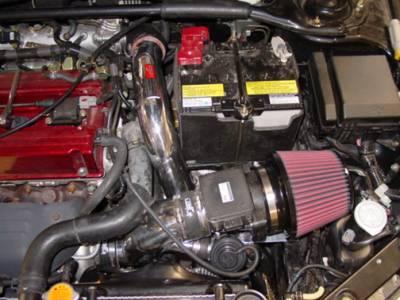 Injen - Mitsubishi Lancer Injen SP Series Short Ram Air Intake System - Black - SP1898BLK