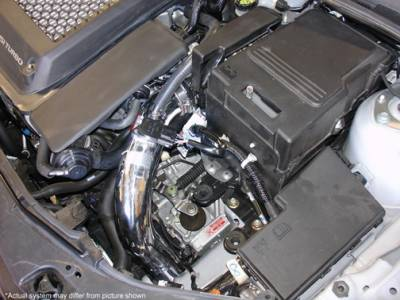 Injen - Mazda MazdaSpeed Injen SP Series Cold Air Intake System - Polished - SP6062P
