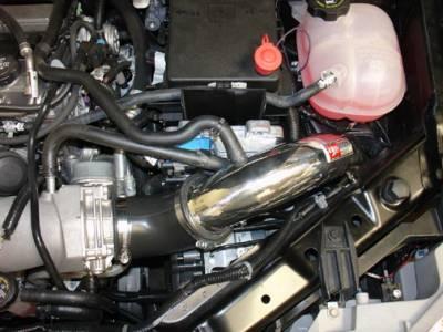 Injen - Chevrolet Cobalt Injen SP Series Cold Air Intake System - Black - SP7026BLK