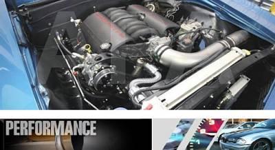 Intake - Cold Air Intake TT