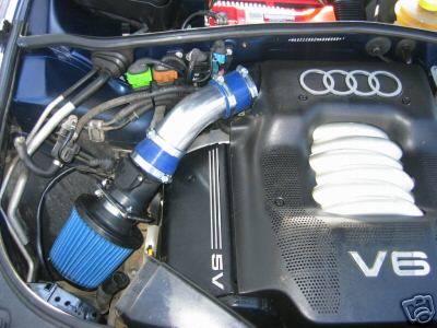 Intake - A4 intake 2.8L V6