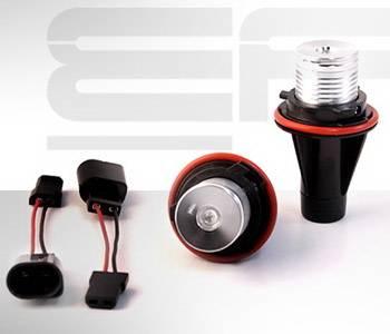 EFX - BMW 6 Series EFX LED Angel Eye Replacement - 1 LED - Pair