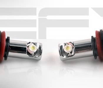 EFX - BMW X5 EFX LED Angel Eye Replacement - H8 LED - Pair