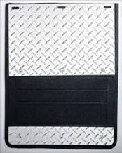 Deflecta-Shield - Chevrolet Silverado Deflecta-Shield 935 Series Splash Guard - Extruded - EX-935K-01