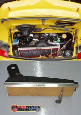 FabSpeed - Performance Air Intake System with BMC Air Filter