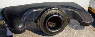 FabSpeed - CUP Air Intake