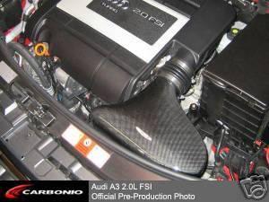 GMP - A3 2.0T Intake