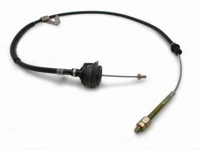 Fidanza - Ford Mustang Fidanza Quadrant Clutch Cable - 380846