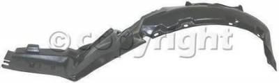 OEM - Front Splash Shield Lh (Driver Side)