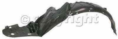 OEM - Front Splash Shield Lh (Driver Side)