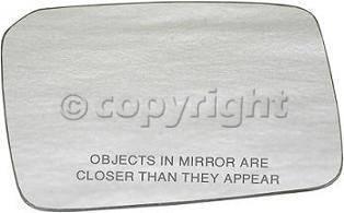 OEM - Mirror Glass RH (Passenger Side)