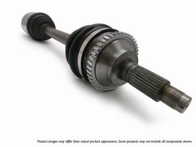 Fidanza - Honda Prelude Fidanza CV Shaft - Left - 569106