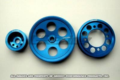 Greddy - Toyota Supra Greddy Pulley Set - 13512102