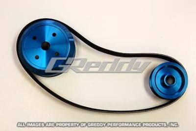 Greddy - Mazda RX-7 Greddy Pulley Kit - 13542101