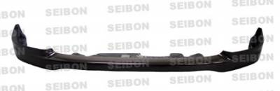 Seibon - Honda Civic Seibon MG Style Carbon Fiber Grille - FG9900HDCV-MG