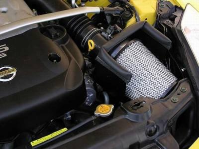 R2C Performance - Nissan 350Z R2C Powerflow Cold Air Intake Kit - FK10503