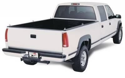 Fey - Chevrolet C1500 Pickup Fey Perfect Match Rear Bumper - 31000