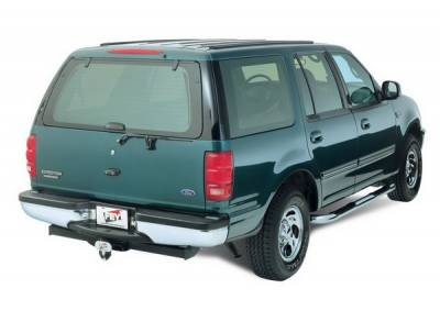 Fey - Ford Expedition Fey Perfect Match Rear Bumper - 31004