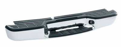 Fey - Chevrolet S10 Fey Perfect Match Rear Bumper - 31007