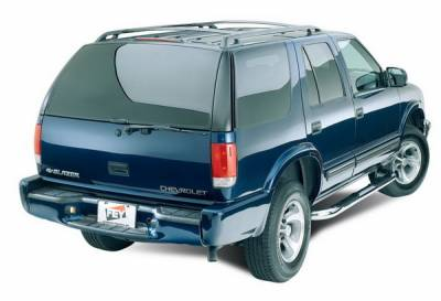 Fey - Oldsmobile Bravada Fey Perfect Match Rear Bumper - 32009