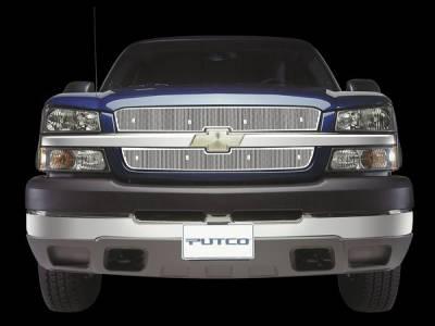 Putco - Chevrolet Silverado Putco Storm Screen Grille - 15107