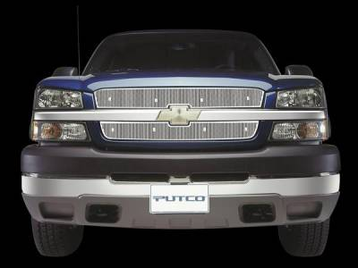 Putco - Ford F350 Superduty Putco Storm Screen Grille - 17105