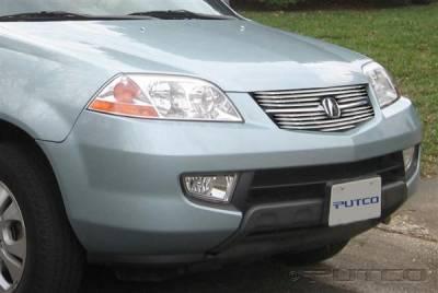 Putco - Acura MDX Putco Virtual Tubular Grille - 31125
