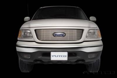 Putco - Ford F150 Putco Virtual Tubular Grille - 31130