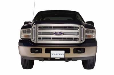 Putco - Ford F250 Superduty Putco Virtual Tubular Grille - 31155
