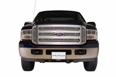 Putco - Ford F350 Superduty Putco Virtual Tubular Grille - 31155