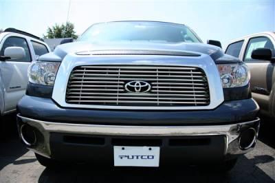 Putco - Toyota Tundra Putco Virtual Tubular Grille - 31159