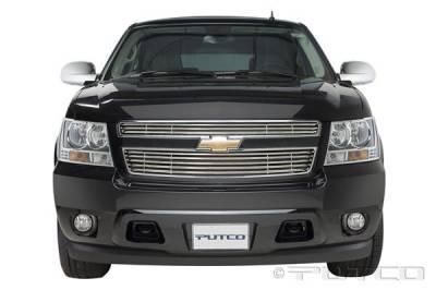 Putco - Chevrolet Tahoe Putco Virtual Tubular Grille - 31187