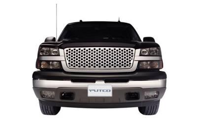 Putco - Chevrolet Silverado Putco OEM Grille - 39908