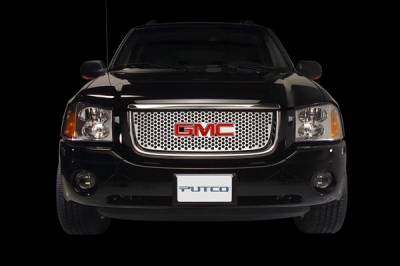 Putco - Ford Escape Putco Designer FX Horizontal Bar Center Bumper Grille - 64401