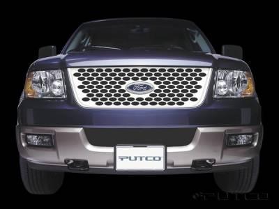 Putco - Ford Expedition Putco Designer FX Oval Grille - 64403