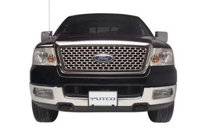 Putco - Ford F250 Superduty Putco Designer FX Oval Grille - 64455