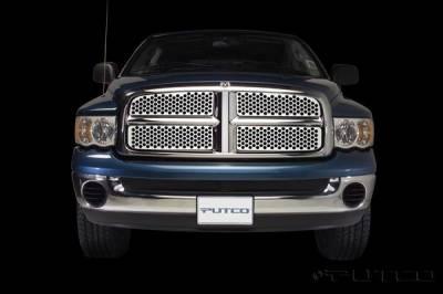 Putco - Dodge Ram Putco Designer FX Grille - 64502