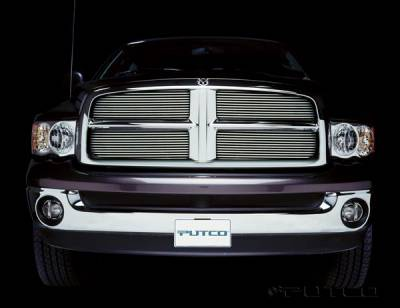Putco - Dodge Ram Putco Shadow Billet Grille - 71132