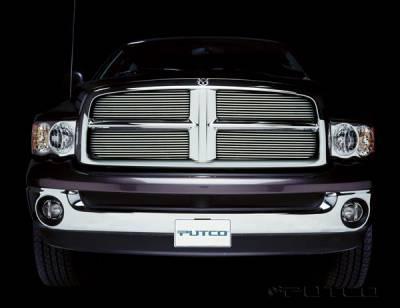 Putco - Dodge Ram Putco Shadow Billet Grille - 71132