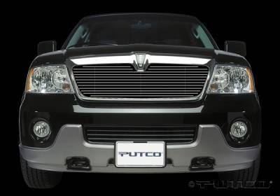 Putco - Lincoln Navigator Putco Shadow Billet Grille - 71136