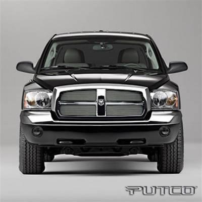 Putco - Dodge Dakota Putco Shadow Billet Grille - 71144