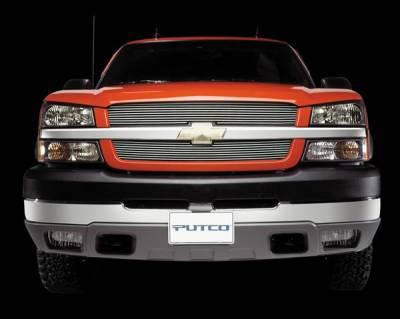 Putco - Chevrolet Equinox Putco Shadow Billet Grille - 71150