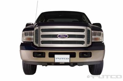Putco - Ford F350 Superduty Putco Shadow Billet Grille - 71155