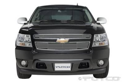 Putco - Chevrolet Tahoe Putco Shadow Billet Grille - 71158