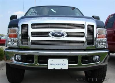 Putco - Ford F250 Superduty Putco Shadow Billet Grille - 71161