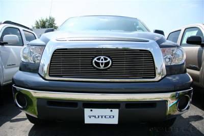 Putco - Toyota Tundra Putco Shadow Billet Grille - 71162