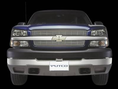 Putco - Chevrolet Silverado Putco Spectrum Grille - 75107